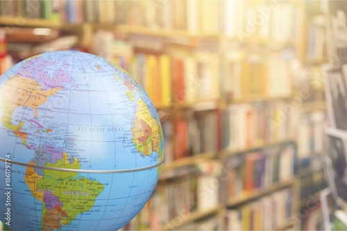 Foto Murales Globe.