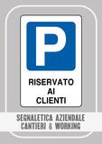 Segnaletica Aziendale - Cantieri & Working - 186191708