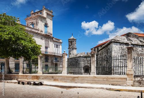 Aluminium Havana Old Havana town,Cuba