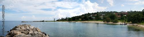 Fotobehang Panoramafoto s Montego Bay Panorama
