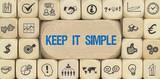 Keep it simple - 186232529