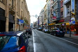Wuppertal, Germany. Central street.