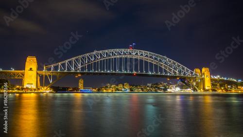 Foto op Canvas Sydney Sydney