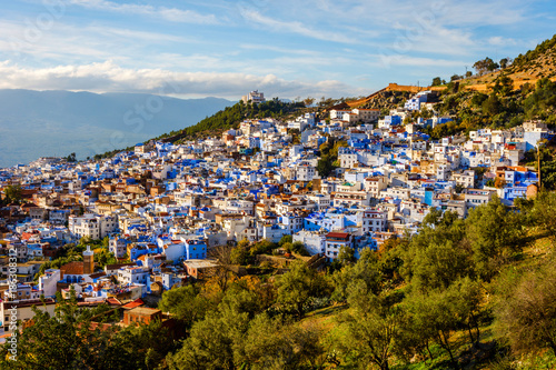 Chefchaouen, blue city, Morocco