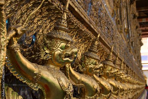 Aluminium Thailand Thailand bangkok gold statue