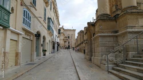 Aluminium Smalle straatjes Malta
