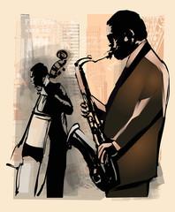 Jazz in New York © Isaxar