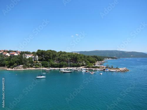 In de dag Groen blauw 2017-07 Kroatien