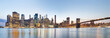 High resolution view of New york city - United states of America