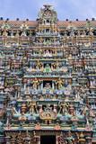 Minakshi Sundareshvera Hindu Temple - Madurai - India poster
