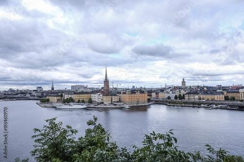 Foto op Canvas Stockholm STOCCOLMA - STOCKHOLM