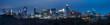 High Resolution Panorama of Austin Skyline