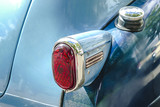 Detail from classic Oldtimer