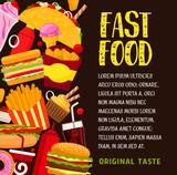 Fast food restaurant...