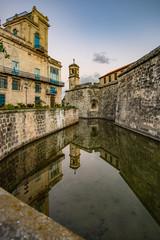 Castillo de la Real Fuerza in Havana, Cuba