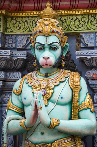 Plakát Sri Krishnan Hindu Temple - Singapore