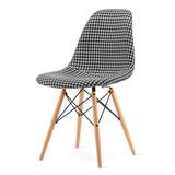 Modern design kitchen chair isolated on white background - 186518728