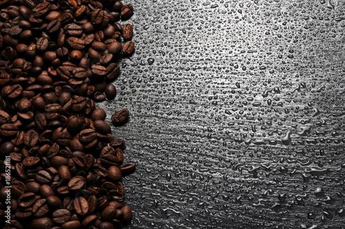 In de dag Koffiebonen 186521181