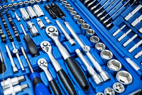 car mechanic tool set