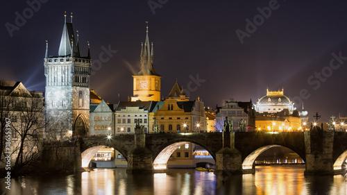 Papiers peints Ponts Prague