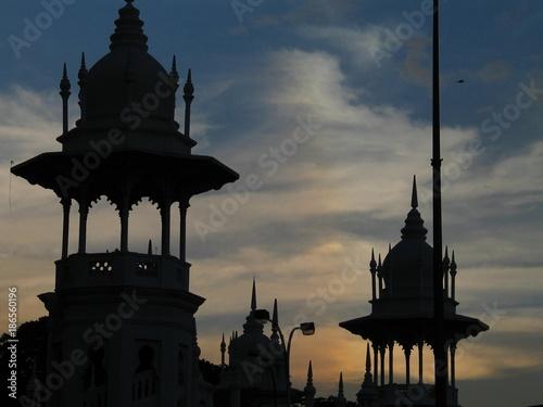 Deurstickers Kuala Lumpur Kuala Lumpur, la mayor ciudad y capital de Malasia