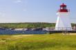 Neils Harbour Lighthouse in Nova Scotia