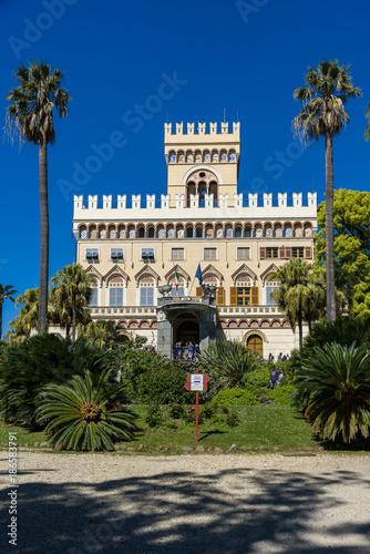Foto op Plexiglas Liguria Villa Negrotto Cambiaso in Arenzano