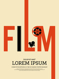 Movie and film moder...