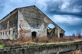 Lost Places - Verlassener Bauernhof bei Venedig  - 186658560