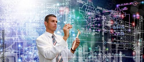 Background engineering technology
