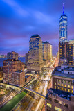 Lower Manhattan Skyline - 186676321