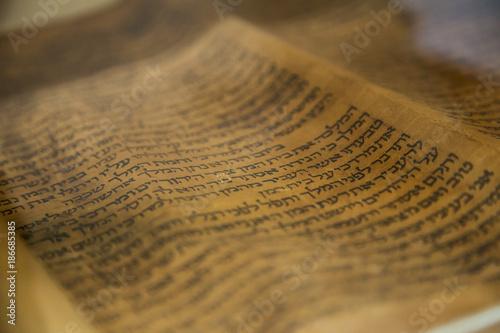 Plakát Antique Torah