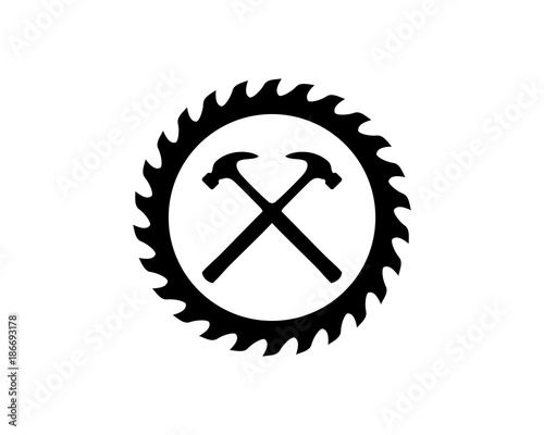 Cross Hammer and Woodworking Tools Saw Blade Circular ...
