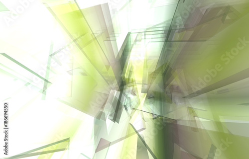 Fotobehang Abstractie abstract background