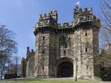 Lancaster Castle - Lancaster - England poster