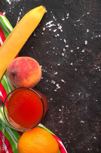 Foto op Plexiglas Sap Tomato Juice Cooking