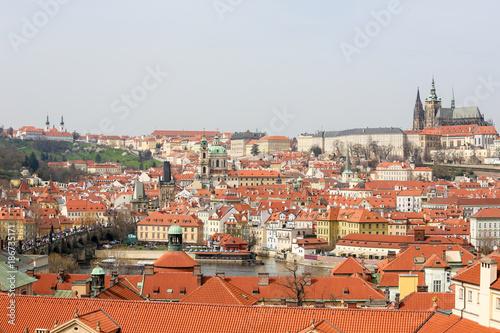 Poster Praag Historic Center of Prague, Czech Republic