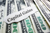 Capital Gains money - 186741372