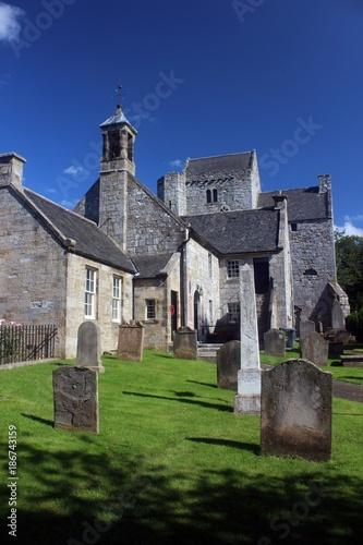 Torphichen Preceptory and Parish Church, West Lothian. Poster