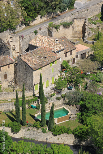 Village de Gordes, Luberon, Provence, France