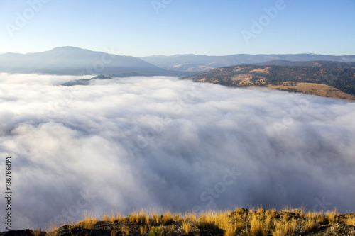 Fog Clouds - 186786394