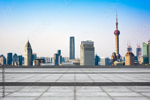 Staande foto Shanghai Shanghai cityscape