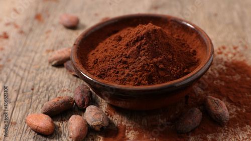 bowl of cocoa - 186823100