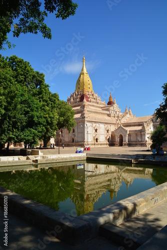 Aluminium Thailand Visite à la pagode de Ananda Phaya, Myanmar