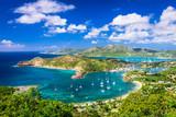 Shirley Heights, Antigua view. - 186856106