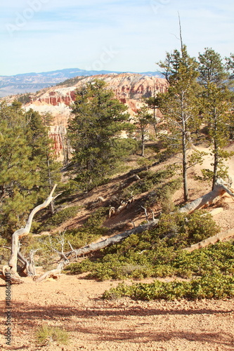 Keuken foto achterwand Beige Bryce Canyon