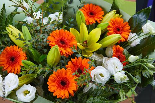 Foto Murales nice bouquet of flowers