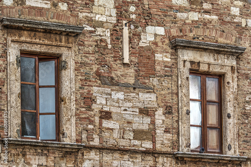Aluminium Toscane ancient windows