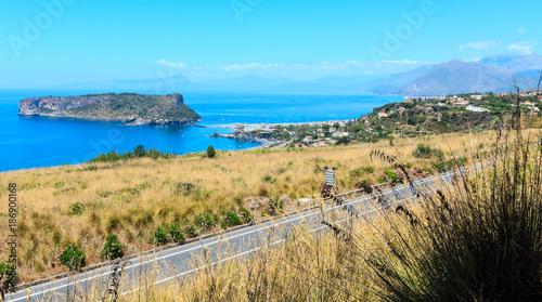 Foto Murales Island Isola di Dino, Calabria, Italy
