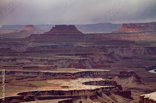 Foto op Aluminium Cappuccino Utah Landscape